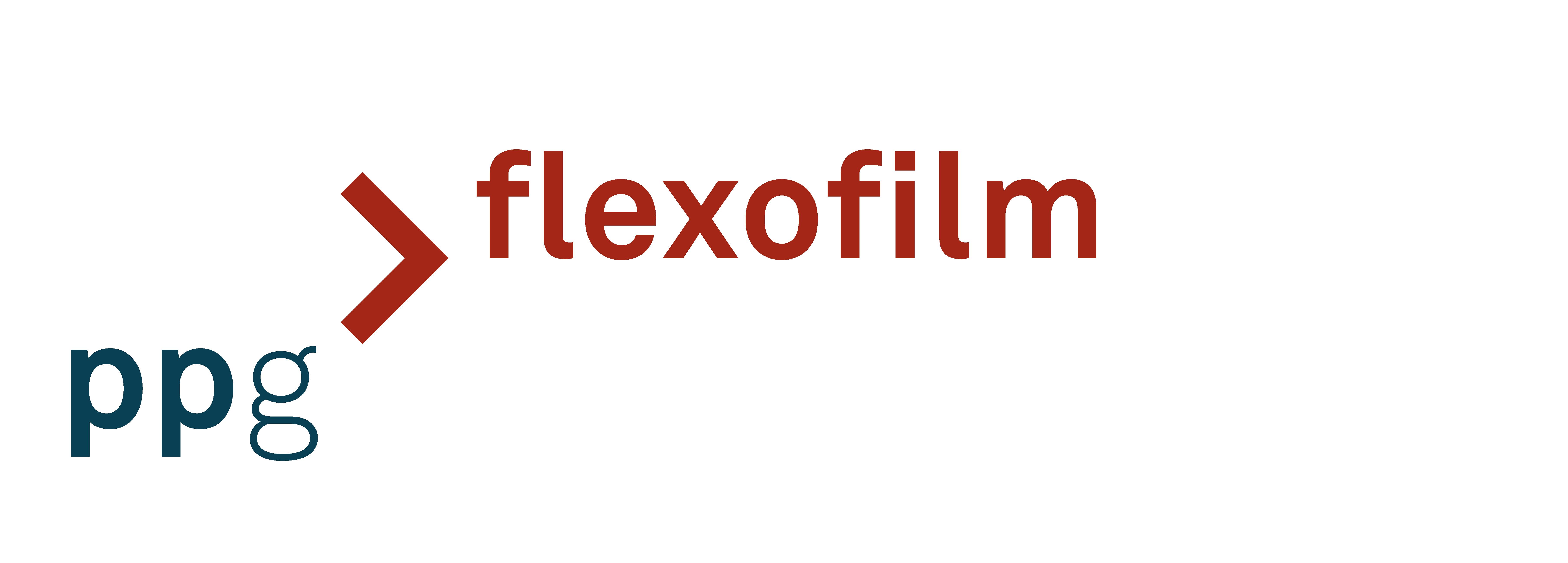 Logo: ppg > flexofilm GmbH