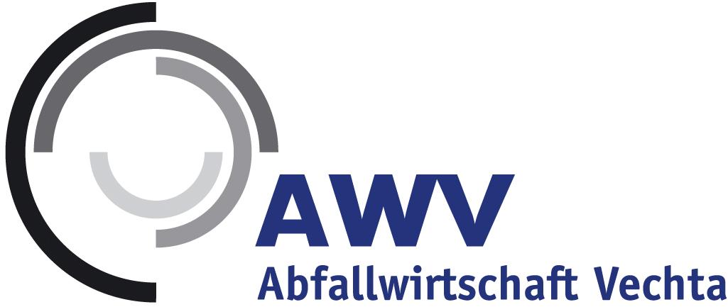 Logo: AWV Abfallwirtschaftsgesellschaft Landkreis Vechta mbH