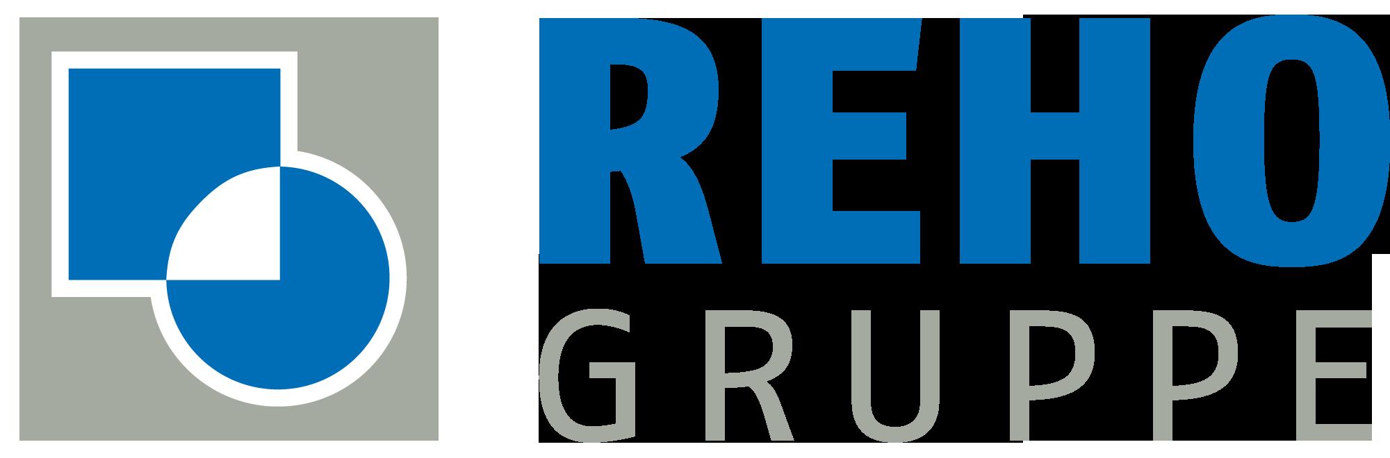 Logo: REHO Gruppe