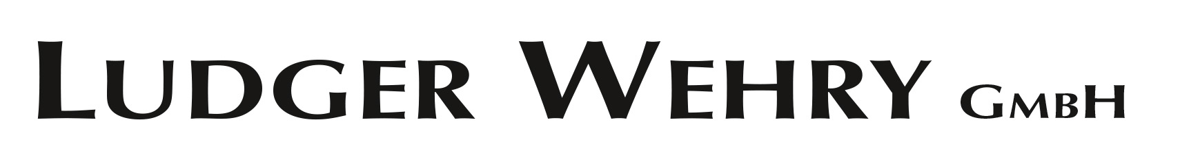 Logo: Ludger Wehry GmbH