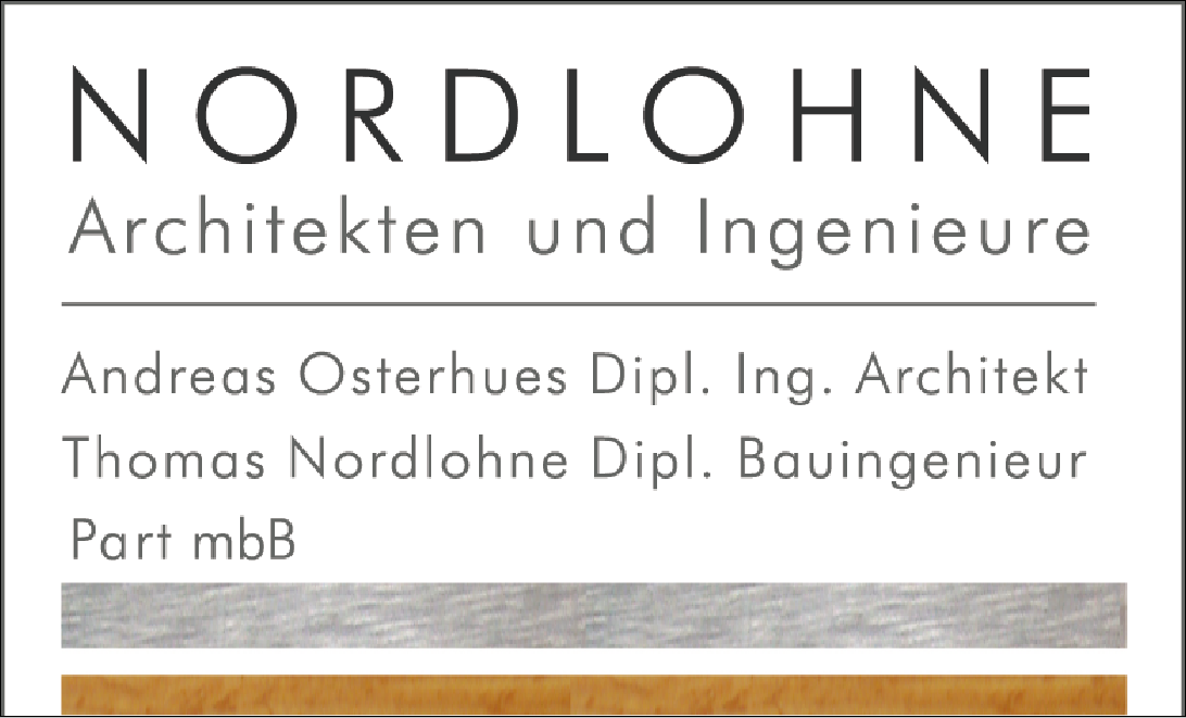 Nordlohne Architekten und beratender Ingenieur Part mbB